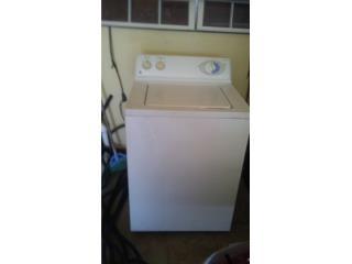 Vendo lavadora, Puerto Rico
