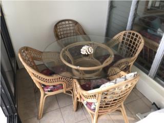 Lavadora con muebles juego completo , Puerto Rico