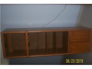 Set de 2 muebles tipo