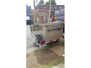 Para venta de hotdog como nuevo de uso diario, Puerto Rico