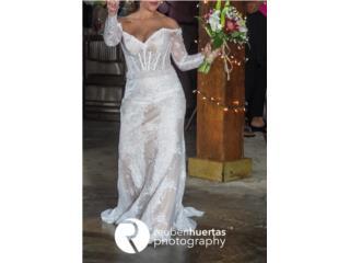 Traje de Novia- D'Royal Bride- Calla Blanche, Puerto Rico