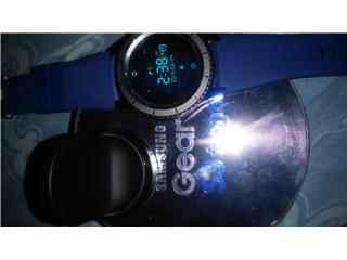 Samsung Gear G3 Frontier, Puerto Rico