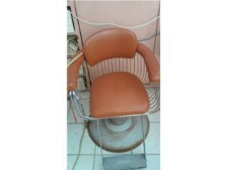 sillas estilismo, Puerto Rico