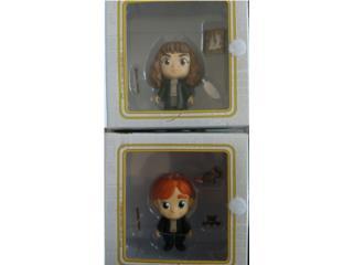 Figuras de Hermione y Ron , Puerto Rico