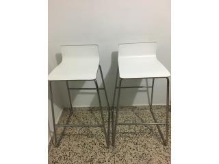 2 stools , Puerto Rico