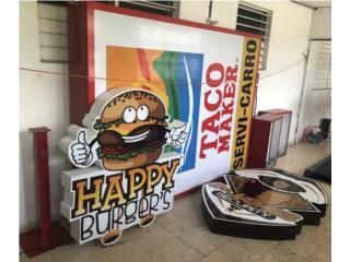 Logos-paylon , Puerto Rico