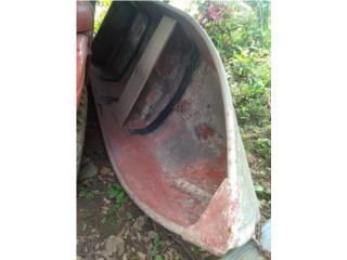 Bote de fiber glass con motor, Puerto Rico