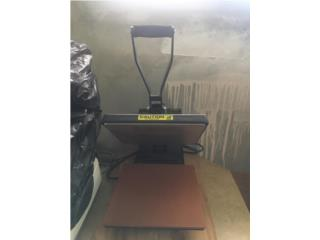 Heat Press (HT400D), Puerto Rico