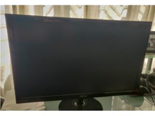 Monitor Asus 21.5 pulgadas 1080p 60hz, Puerto Rico