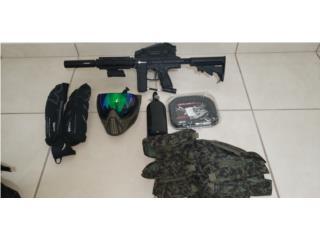 Tippman AR1 Elite, Puerto Rico