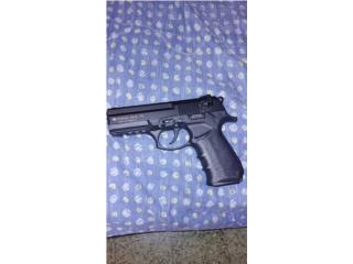 Pistola salva zoraki 9mm, Puerto Rico