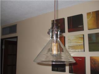 Dinner or Kitchen Lamp, Puerto Rico