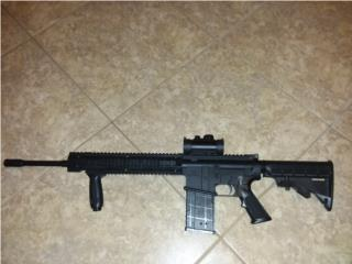 Se vende rifle de pellet, Puerto Rico