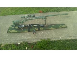 Rifle sniper airsoft hpa, Puerto Rico