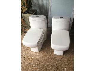 2 inodoros, Puerto Rico