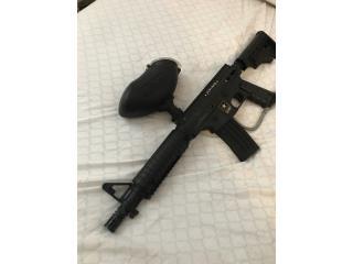 Pistola Gotcha Tippmann, Puerto Rico