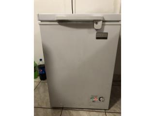 Refrigerador Frigidaire, Puerto Rico