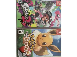Juegos Nintendo Switch, Puerto Rico