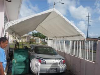 Carpa 10×20, Puerto Rico