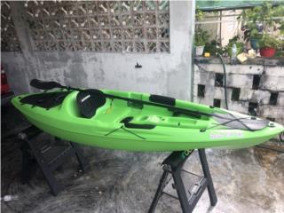 Kayak 10ft, Puerto Rico
