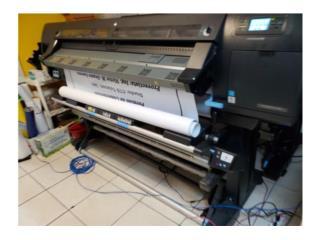 HP LATEX 26500 PLOTTER 61'' COMO NUEVA $5500 GANGA, Puerto Rico