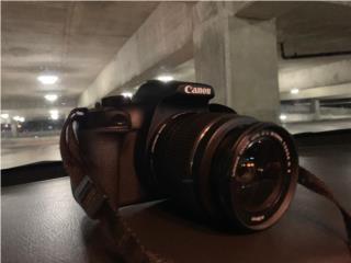 Canon rebel T6 , Puerto Rico