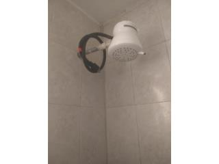 Calentador de agua ducha , Puerto Rico