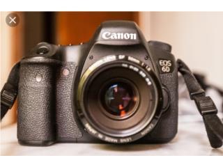 Canon 6d $650, Puerto Rico