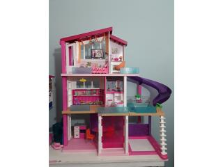 Casita Barbie dreamhouse , Puerto Rico