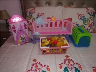 Karaoke de princesa y otros juguetes., Puerto Rico