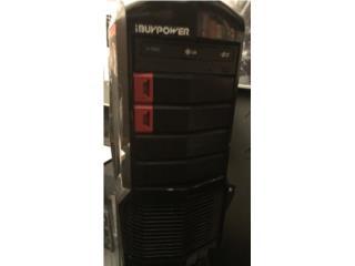 PC Gaming iBuyPower Desktop Poco uso en $495, Puerto Rico