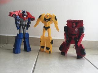 Transformers , Puerto Rico