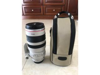 Lente Canon 100-400, Puerto Rico