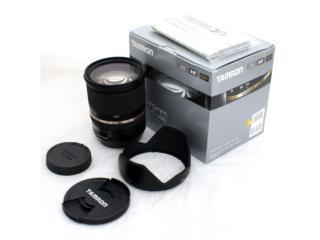 Tamron AF 24-70mm f / 2.8 VC Lens para Nikon, Puerto Rico