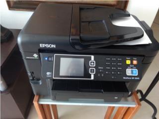 Printer Abrierto como Nuevo con Tintas Nuevas, Puerto Rico