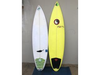 Se venden tablas de surfing , Puerto Rico
