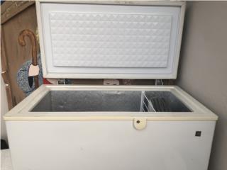 Refrigerador GElectric, Puerto Rico