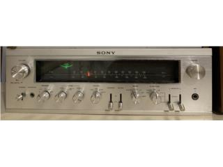 Receiver Stereo Vintage Sony, Puerto Rico