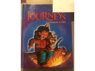 Journeys Common Core 3.1, Puerto Rico