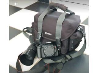 Canon t6i 750.00, Puerto Rico
