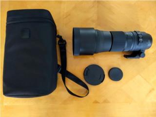 Sigma 150-600mm f/5-6.3 Contemporary  Lens, Puerto Rico