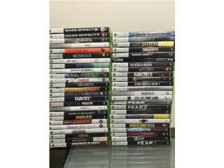 Juegos Xbox 360, Puerto Rico