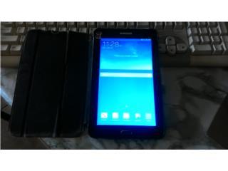 Tablet galaxy 3lite no cargador, Puerto Rico