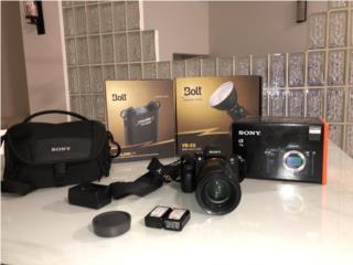 Package Camara Sony a7ii Lente Sony Macro 90mm más, Puerto Rico