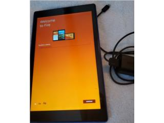 Tablet Fire HD10 FHD, Puerto Rico