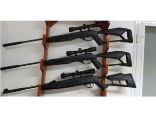 Rifle de perdigones, Puerto Rico