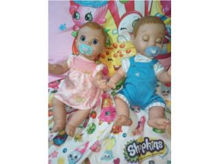 luvabella dolls boy and girl, Puerto Rico