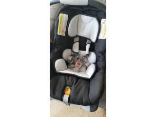 Car seat Chicco Keyfit COMO NUEVO, Puerto Rico