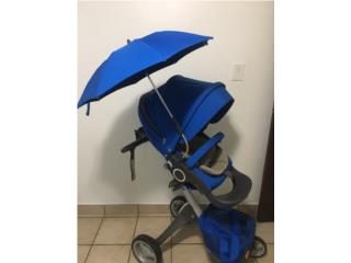 Coche Stokke Cobal Special Ed, Puerto Rico