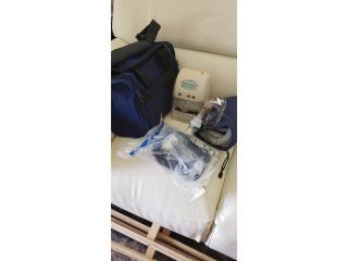Máquina para apnea de sueño, poco uso solo $100, Puerto Rico